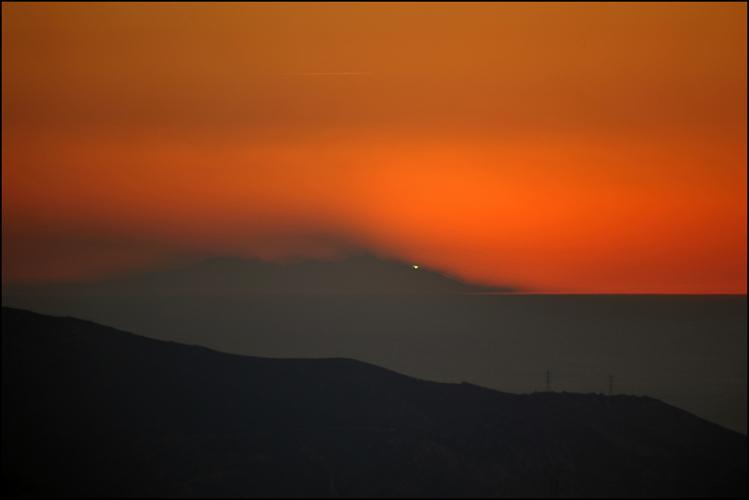Canigou canaille 2012 - Soleil rouge aubagne ...